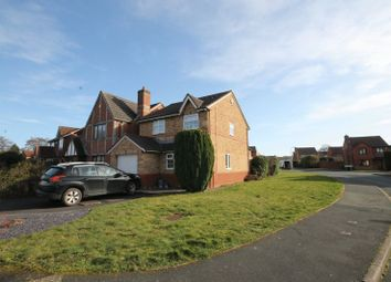Thumbnail 3 bedroom detached house for sale in Violet Close, Muxton, Telford