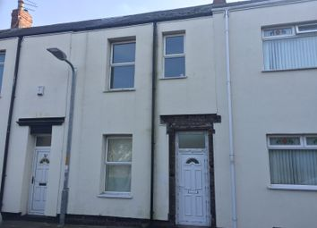 Thumbnail 3 bed terraced house to rent in Delaval Terrace, Blyth