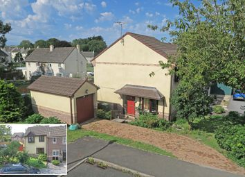 Thumbnail 3 bed semi-detached house for sale in Robins Way, Plymstock, Plymouth, Devon
