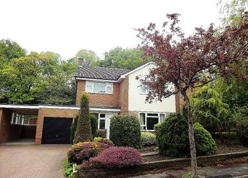 Thumbnail 4 bed detached house to rent in Burnt Stones Close, Sheffield