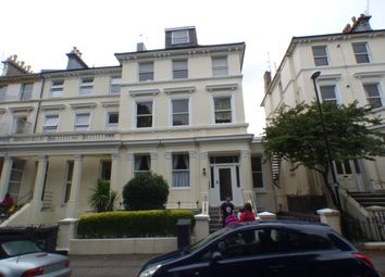 Thumbnail 1 bedroom flat to rent in Upperton Gardens, Eastbourne, East Sussex