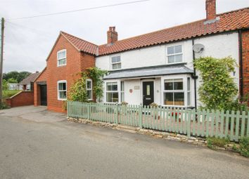 Thumbnail 4 bed semi-detached house for sale in Front Street, Normanby-By-Spital, Market Rasen, Lincolnshire
