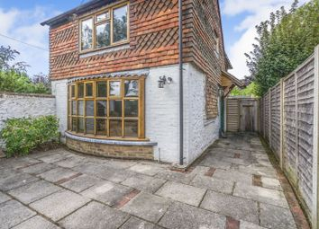 Thumbnail 2 bed cottage to rent in Chapel Lane, West Wittering, Chichester