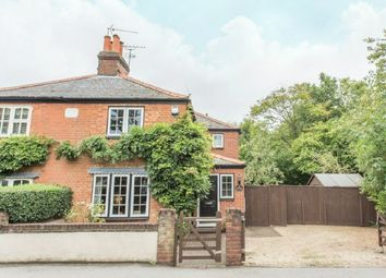 Thumbnail 3 bed cottage for sale in Immaculate Cottage. Winkfield Row, Berkshire