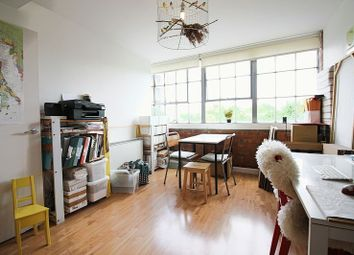 Thumbnail 1 bed flat to rent in Copperfield Road, London