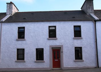Thumbnail 3 bed terraced house for sale in Charlotte Street, Port Ellen, Islay
