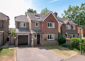 Thumbnail 5 bed detached house for sale in Cotsford, Old Brighton Road, Pease Pottage, West Sussex