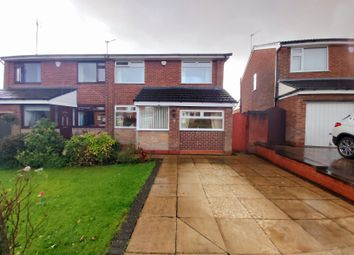Thumbnail 3 bed semi-detached house for sale in Thornhill Drive, Worsley