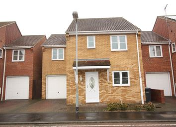 Thumbnail 4 bedroom detached house for sale in The Cloisters, Eye, Peterborough