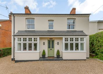 Thumbnail 4 bed detached house for sale in Updown Hill, Windlesham, Surrey