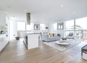 Thumbnail 2 bedroom flat for sale in Stage House, Griffiths Road, London