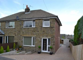 Thumbnail 3 bed semi-detached house for sale in 11, Derwent Road, Honley