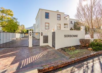 Thumbnail Apartment for sale in 3 Sorbonne, 32 De Wet Street, Franschhoek, Western Cape, South Africa