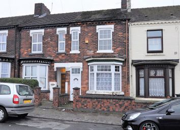 Thumbnail 3 bed terraced house for sale in Dundee Road, Etruria, Stoke-On-Trent