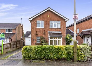Thumbnail 4 bed detached house to rent in Heatherbrook Road, Leicester