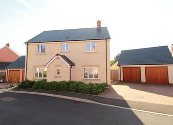 Thumbnail 4 bed detached house for sale in Clos Melin Coed, Little Mill, Pontypool