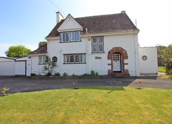 Thumbnail 3 bed detached house for sale in Whitby Road, Milford On Sea, Lymington