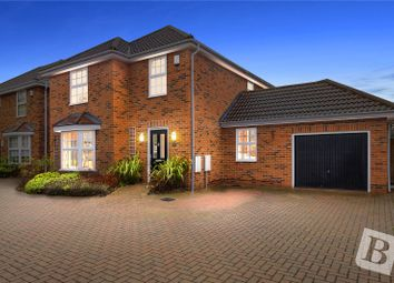 Thumbnail 4 bed detached house for sale in Hullbridge Road, South Woodham Ferrers, Chelmsford, Essex