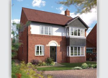 "Thumbnail 4 bedroom detached house for sale in ""The Canterbury"" at Wall Hill, Congleton"