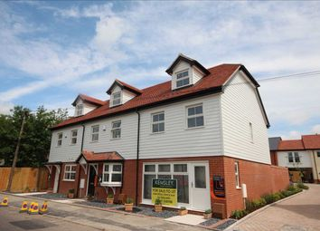 Thumbnail 3 bed terraced house for sale in Sycamore Place, High Street, Thorpe-Le-Soken