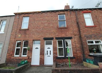 2 bed terraced house for sale in Priory Road, Carlisle, Cumbria CA2