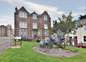Thumbnail 2 bed flat for sale in Burrell Square, Crieff, Perthshire