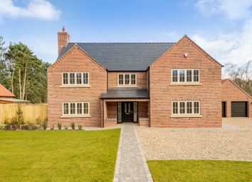 Thumbnail 4 bed detached house for sale in Plot 3, Juniper Court, 68 Horncastle Road, Woodhall Spa