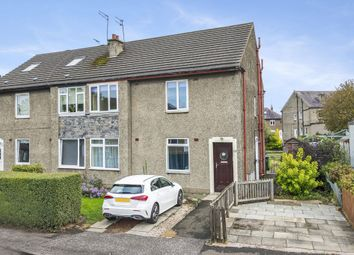 Thumbnail 2 bed flat for sale in 132 Broomfield Crescent, Corstorphine, Edinburgh
