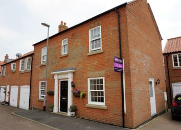 Thumbnail 3 bed town house for sale in Honeysuckle Lane, Wragby