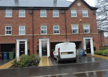 Thumbnail 4 bed town house to rent in St Georges Parkway, Stafford, Stafford, Staffordshire