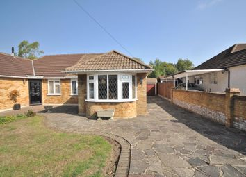 Thumbnail 3 bed semi-detached bungalow for sale in Fosters Close, Chislehurst, Kent