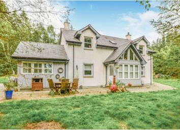 Thumbnail 4 bed detached house for sale in Errogie, Inverness