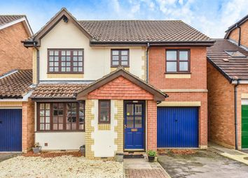 Thumbnail 4 bed detached house for sale in West Green Drive, Pocklington, York