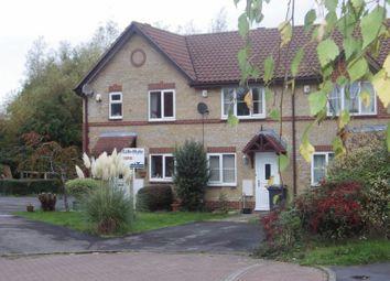 Thumbnail 2 bed terraced house to rent in Wheatfield Drive, Bradley Stoke, Bristol