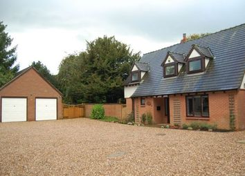Thumbnail 4 bed detached house for sale in Church Street, Weedon, Northampton
