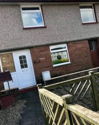 Thumbnail 2 bed terraced house to rent in Dalswinton Avenue, Dumfries