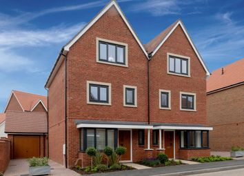 "Thumbnail 4 bed property for sale in ""Arden"" at Ambler Drive, Arborfield, Reading"