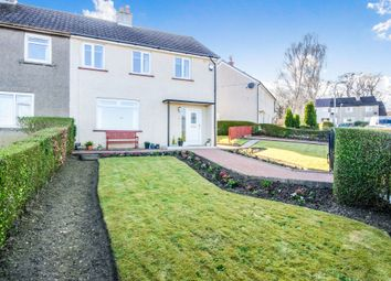 Thumbnail 3 bedroom semi-detached house for sale in Viewbank, Thornliebank, Glasgow