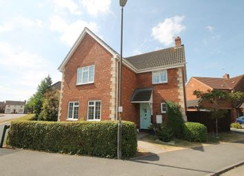 Thumbnail 4 bed detached house for sale in Graylag Crescent, Walton Cardiff, Tewkesbury