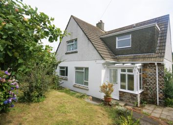 Thumbnail 4 bedroom detached house for sale in Park Road, Fowey