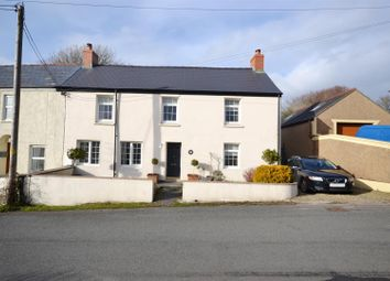 Thumbnail 3 bed semi-detached house for sale in Jeffreyston, Kilgetty