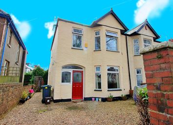 Thumbnail 3 bed semi-detached house to rent in Heathwood Road, Heath, Cardiff