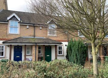Thumbnail 2 bed terraced house for sale in Church Paddock Court, Wallington