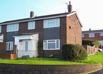 Thumbnail 3 bed semi-detached house for sale in Ash Grove, South Elmsall, Pontefract