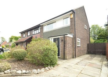 Thumbnail 3 bed semi-detached house for sale in Bracadale Drive, Davenport, Stockport, Cheshire