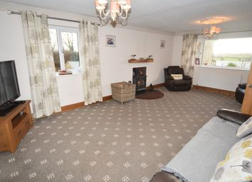 Thumbnail 4 bed detached bungalow for sale in Stone Close, Stainton With Adgarley, Ulverston