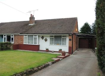 Thumbnail 2 bed semi-detached bungalow for sale in Town Well, Kingsley, Frodsham, Cheshire