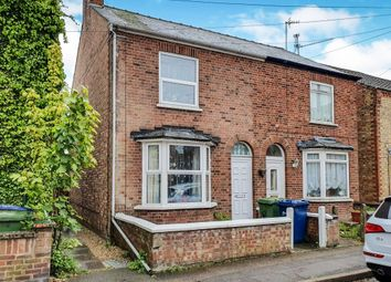 Thumbnail 3 bedroom semi-detached house for sale in St. Peters Road, Wisbech