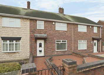 Thumbnail 3 bed terraced house for sale in Stevenholme Crescent, Bestwood, Nottinghamshire
