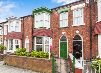 Thumbnail 3 bedroom terraced house for sale in Arncliffe Gardens, Hartlepool